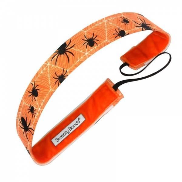 Bilde av Sweaty Bands Spiderella hårbånd oransje